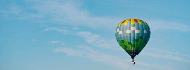 balloon photo for the blog